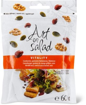 Art on Salad Vitality