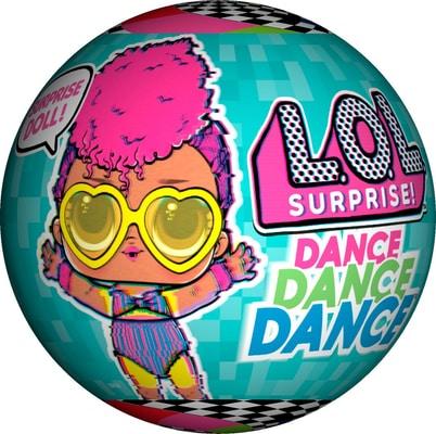 L.O.L. SURPRISE Dance! Tots Puppe