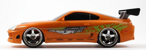 Dickie Toys Fast&Furious RC Brian's Toyota Ferngesteuerte Spielwaren