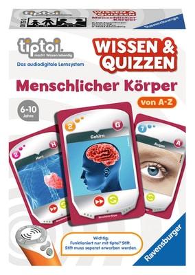 Ravensburger tiptoi Wissen & Quiz