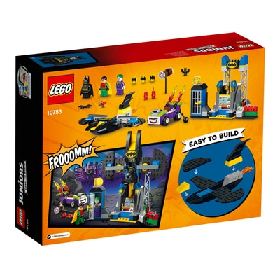 Lego Juniors 10753 Attacco Di The Joker