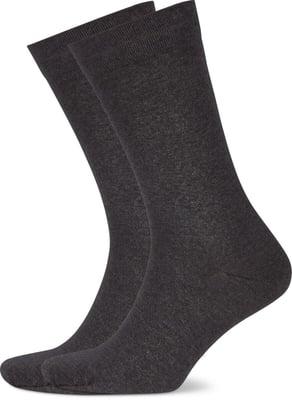 Camano Herren Socken BIO Cotton 2er Pack