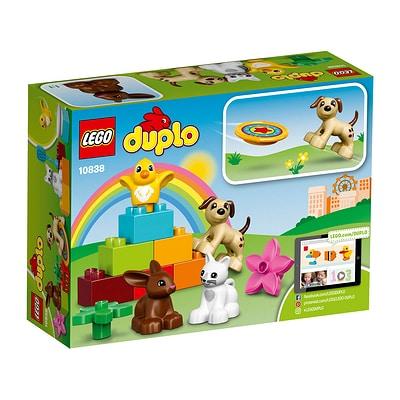 LEGO DUPLO Les animaux de compagnie 10838