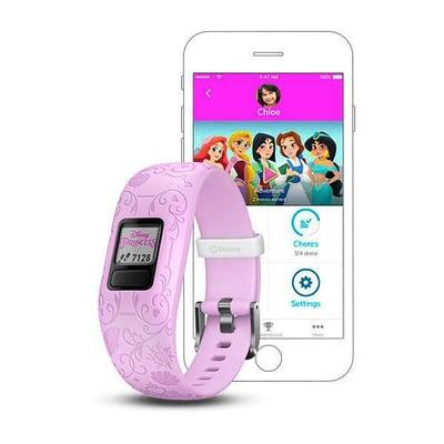 Garmin Vivofit Junior 2 Princess Viola Activity Tracker