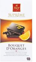 Suprême Bouquet d'Oranges Noir