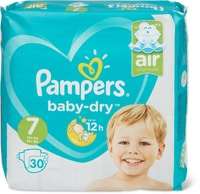 Pampers Baby Dry XL Gr. 7
