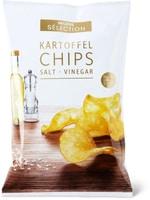 Sélection Kartoffel Chips salt - vinegar
