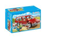 Playmobil Famille avec voiture