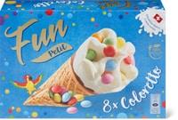 Cornets glacés Fun Petit Coloretto