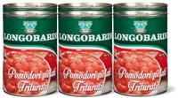 Tomates concassées Longobardi en lot de 6