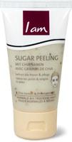 I am Sugar Peeling mit Chia-Samen