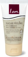 Sugar Peeling I am aux graines de chia