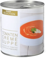 Sélection Tomatencremesuppe