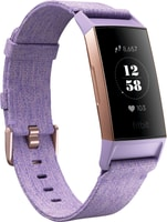 Fitbit Charge 3 Lavender Woven Special Edition (NFC) Activity Tracker