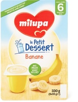 Milupa le Petit Dessert banana