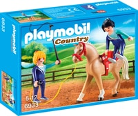Playmobil Country Voltigeuses et cheval 6933