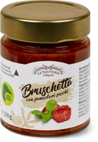 La Trattoria Bruschetta getrocknete Tomaten, Bio