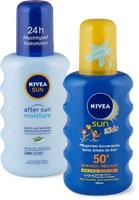 Nivea Sun en emballage spécial