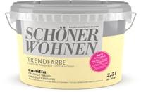 Schöner Wohnen Trend Wandfarbe matt Vanilla 2.5 l