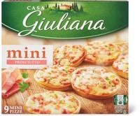 Casa Giuliana Mini Pizza Prosciutto