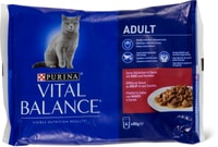 Vital Balance Adult Boeuf