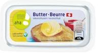 Beurre exempt lactose reconstitué aha!