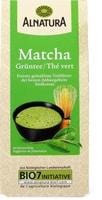 Alnatura Matcha thé vert