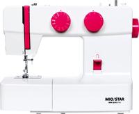 Mio Star Sew Quick 100 Rosa Macchina da cucire meccanica