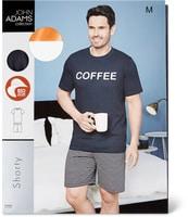 Shorty John Adams pour homme, Bio Cotton