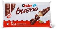 Kinder Bueno e Kinder Schoko-Bons in confezioni speciali e multiple