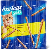 Exelcat Snack Sticks Volaille