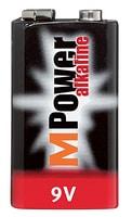 M-Power 6LR61 / 9V 1 pezzo pila