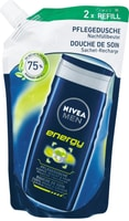 Nivea For men energy Douche de soin rech.