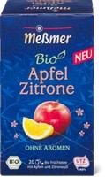 Tisana mela-limone Messmer bio