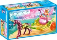 Playmobil Fairies Blumenfee mit Einhornkutsche 9136