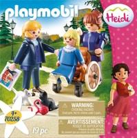 Clara mit Vater 70258 Playmobil