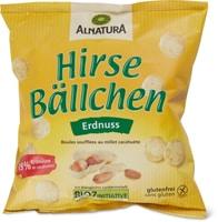 Alnatura Hirsebällchen Erdnuss