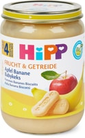 Bio HiPP Mela banana biscotti