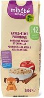 Porridge alla mela e alla cannella Mibébé