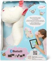 Peluche Unicorn 32 Cm Avec Haut-Parleur Et Led