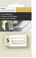 Cucina & Tavola Ersatzklingen