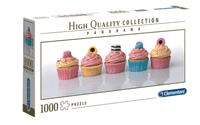 Clemantoni Puzzle Panor. Cupcakes 1000Tl