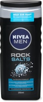 Docciaschiuma trattante Rock Salts Nivea