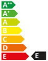 Etiquette énergétique: E