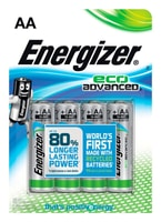 Energizer Eco advanced AA (4Stk.) Batterie
