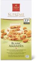Suprême Blanc/Amandes