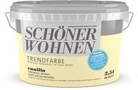 Schöner Wohnen Trend Wandfarbe sdglz 2,5 ltr. Vanilla