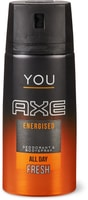 Axe Deo Aerosol You Energised