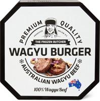 The Frozen Butcher Wagyu Burger