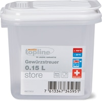 M-Topline STORE Gewürzstreuer 0.15L Streudose 0,15 l
